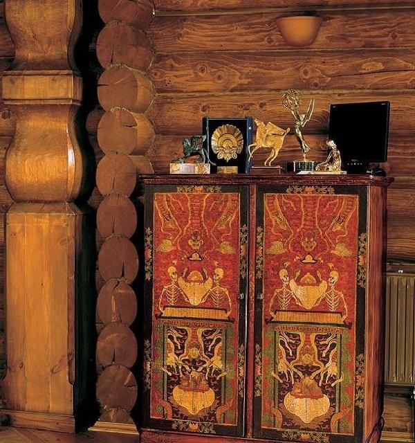 дом кончаловского на николиной горе фото