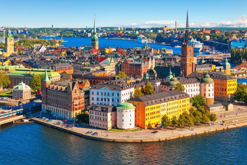Принципы строительства частных домов в Швеции и как их перенять