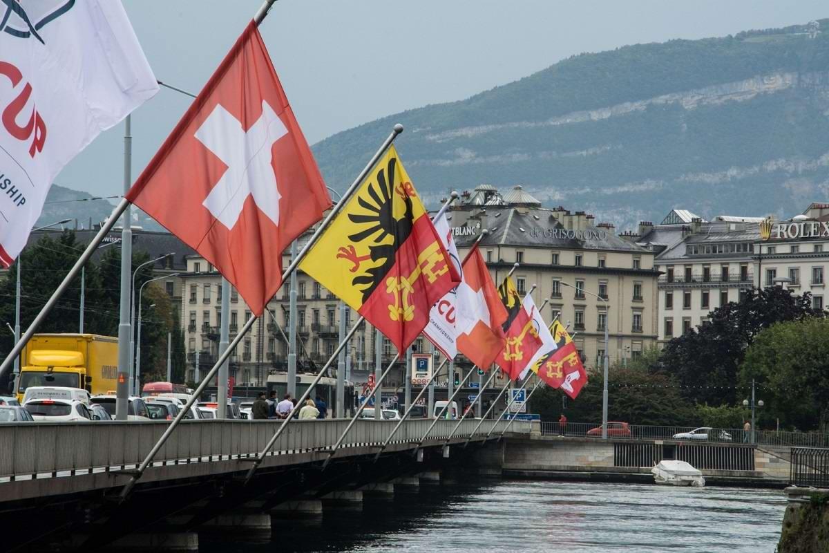 Что внутри съемной квартиры в Швейцарии, где вьют гнездо перспективные студенты