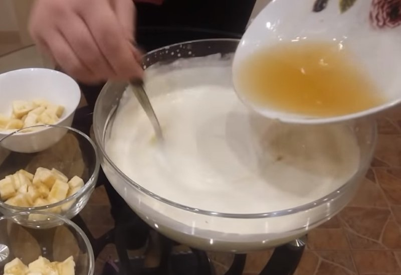 приготовить домашнее желе