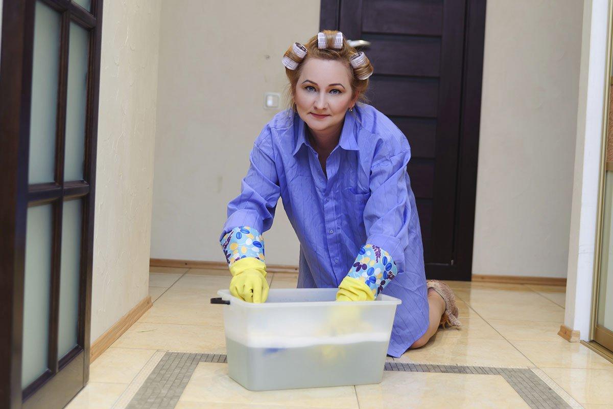 Должен ли хороший муж помогать жене по дому