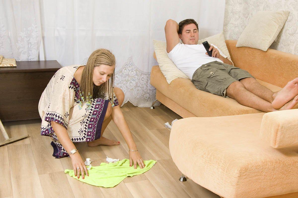 Должен ли хороший муж помогать жене по дому домашних, многие, часть, будет, должен, готовкой, именно, взять, ничего, кажется, тогда, бабушкой, домашней, мужчины, этого, работы, Однако, помогать, время, женщина