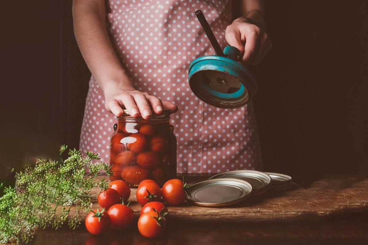 помидоры на зиму ассорти