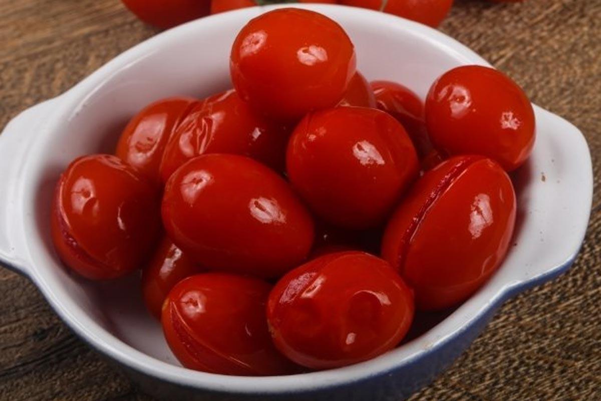 помидоры на зиму с аспирином холодным способом