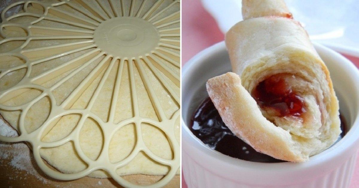 Рецепт рогаликов с сахаром и орехами thumbnail