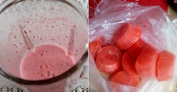 как заморозить ягоды