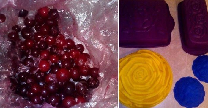 как заморозить ягоды клубники