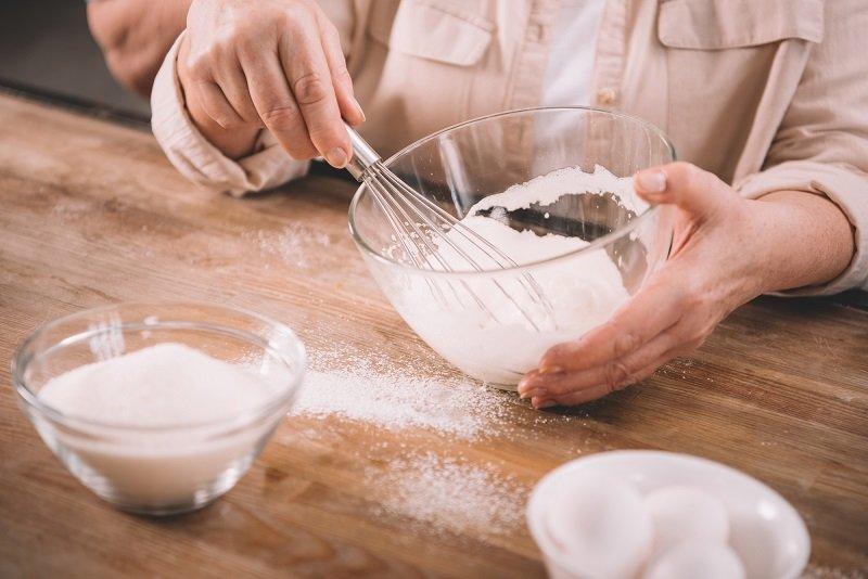 медовый бисквит рецепт