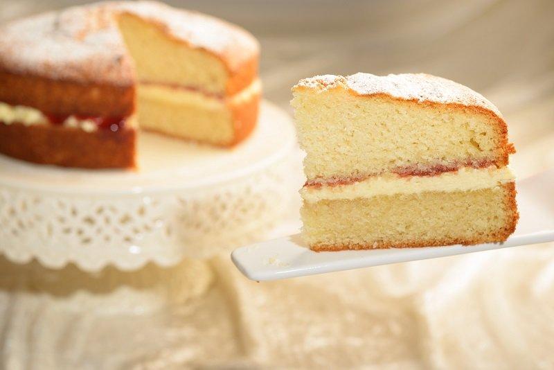 медовый бисквит готовим дома