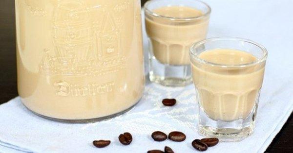 Нежный алкогольный напиток с кофейными нотками. Приготовь домашний Baileys!