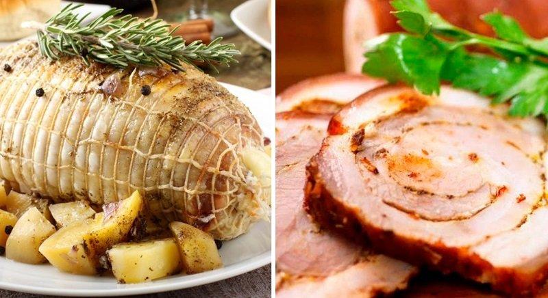 Домашний мясной рулет на праздники от цыганки Галины