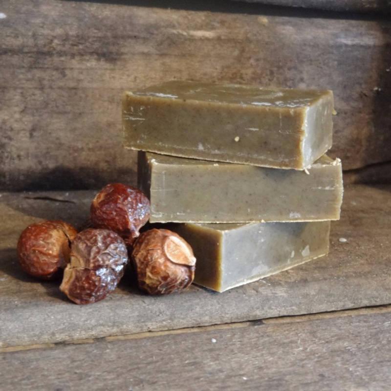 мыльные орехи для жирных волос
