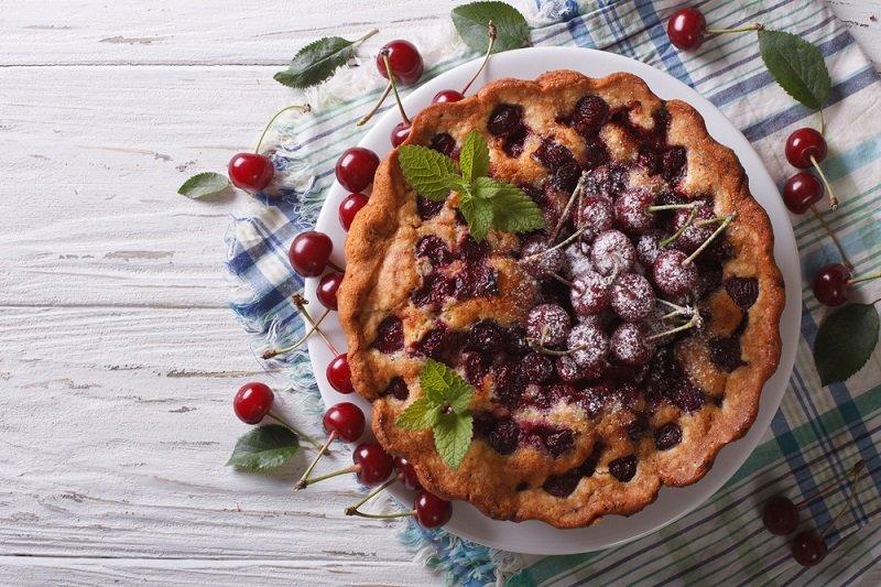 торт вишневый аромат рецепт