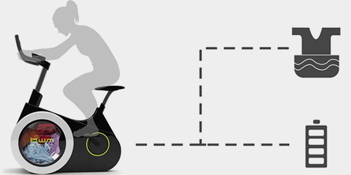 велотренажер стиральная машина