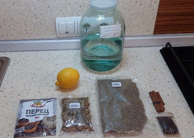 как приготовить бехеровку