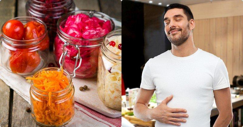 ферментированные продукты и напитки