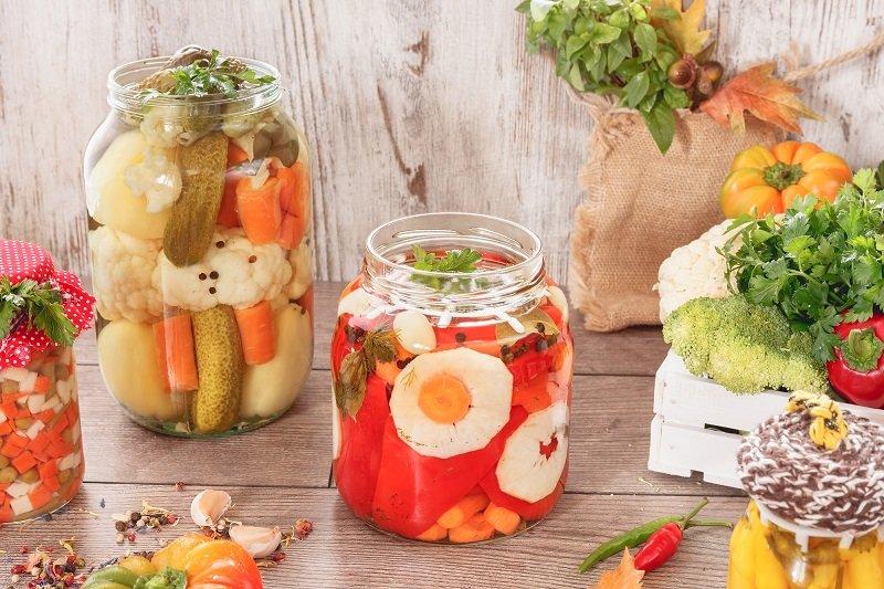 ферментированные соевые продукты