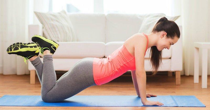 домашняя тренировка для похудения