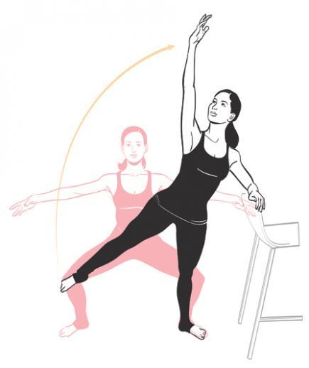 упражнение балет