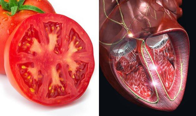 помидоры для сердца