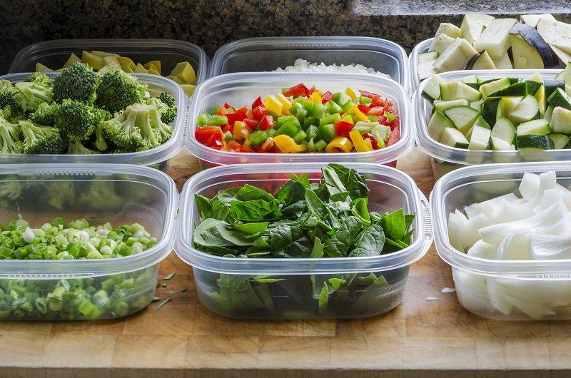 заготовки еды на неделю