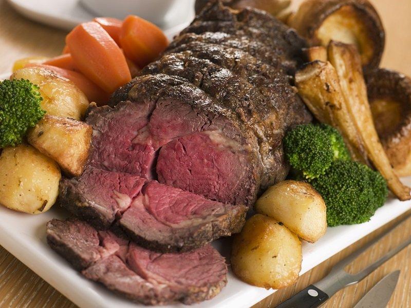 брокколи с говядиной рецепт