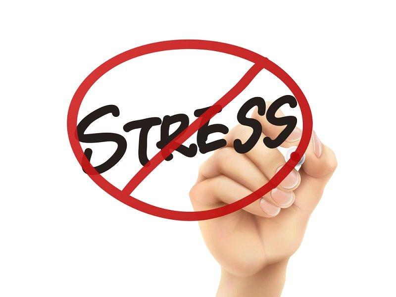 стрессу нет