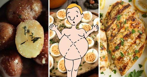 С этим списком продуктов можно не переживать о лишнем весе: ни грамма не прибавится!