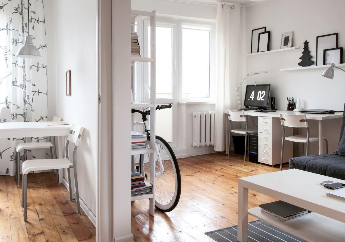 Почему в европейских квартирах хочется остаться, а из наших хочется сбежать