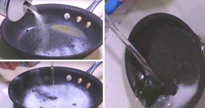 натуральные средства для уборки дома