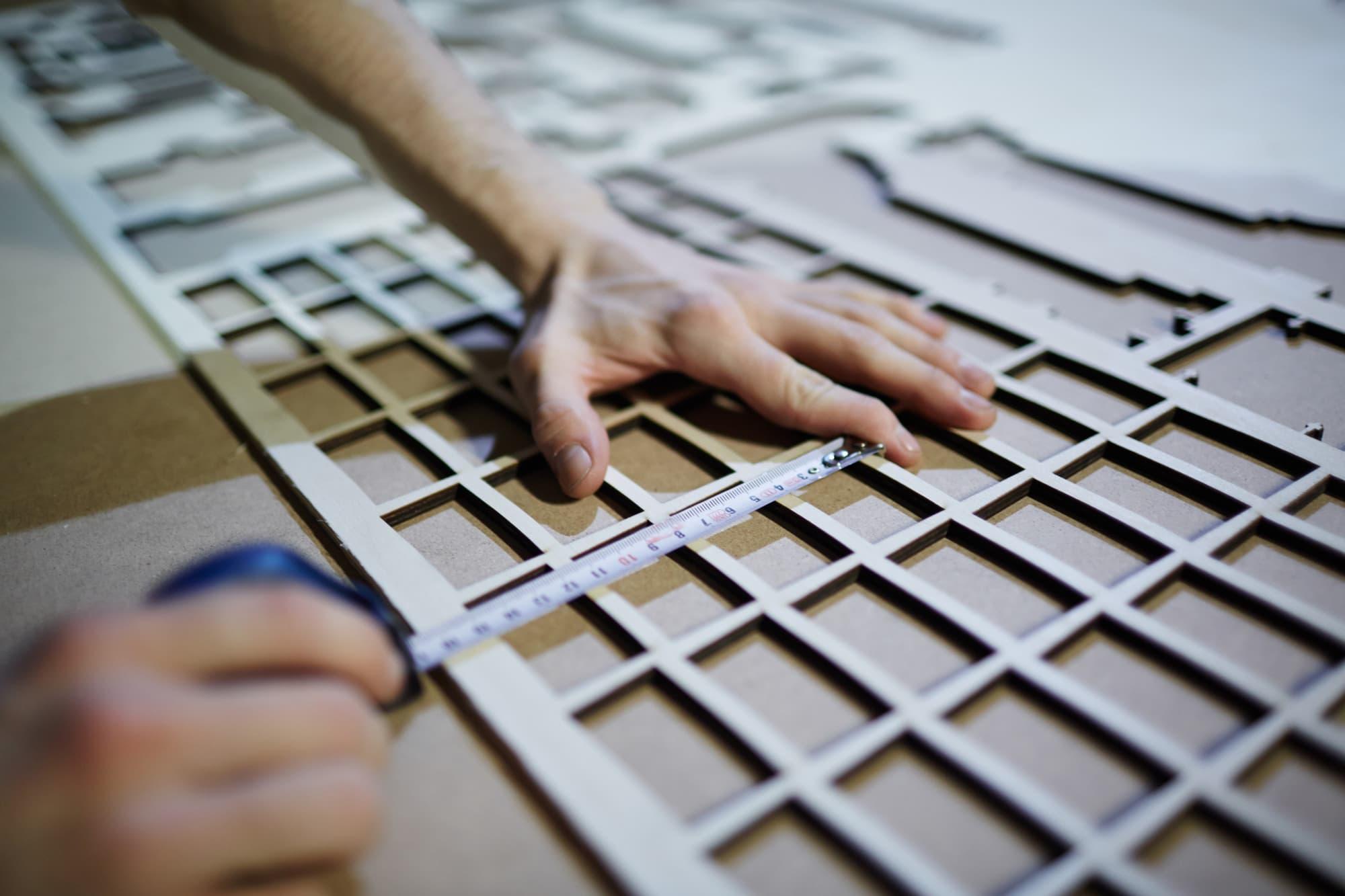 как разрезать фанерный лист