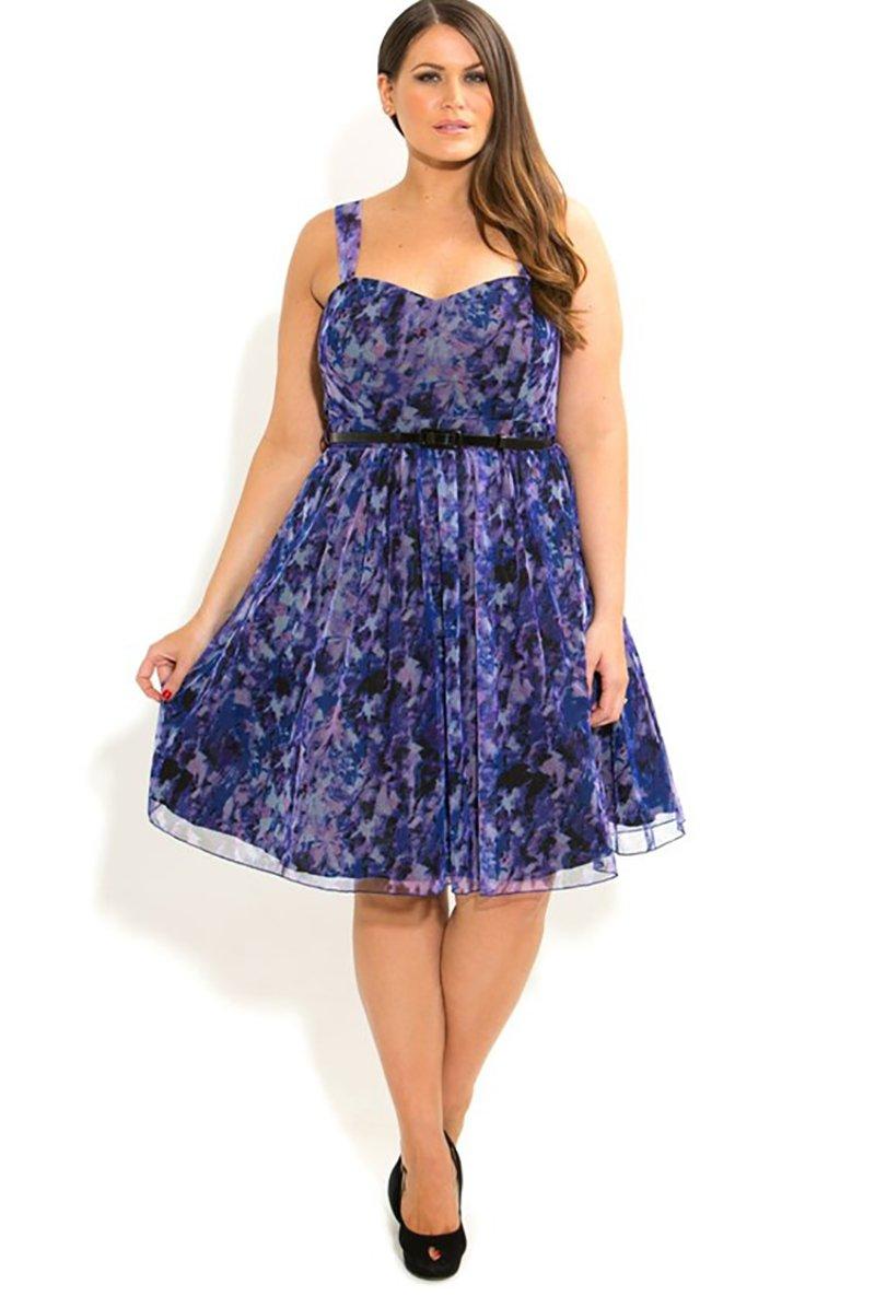 модные фасоны платьев для полных женщин 151ba4afaeb