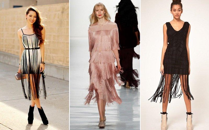 модные платья 2018 на каждый день