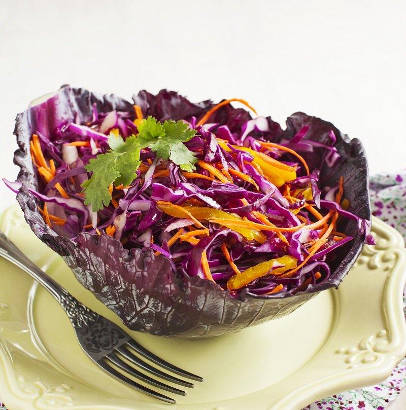 Фиолетовая капуста