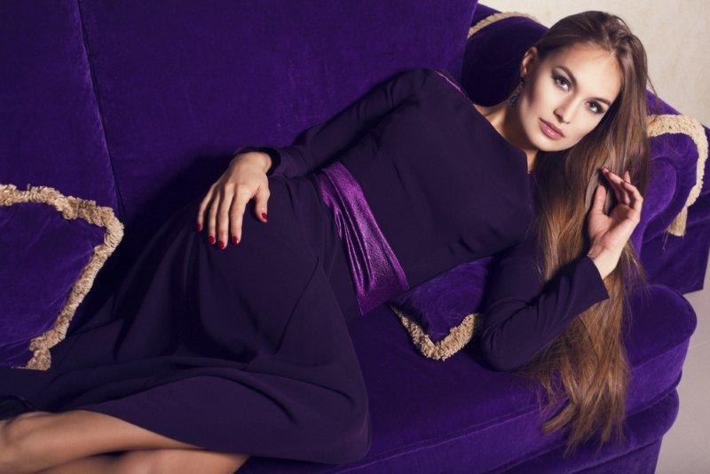 Гештальт-терапевт: «Если женщина выбирает фиолетовый цвет, особенно если ей уже 35 и больше…» Неожиданно!