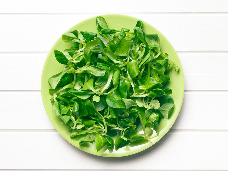 фельд салат рецепты