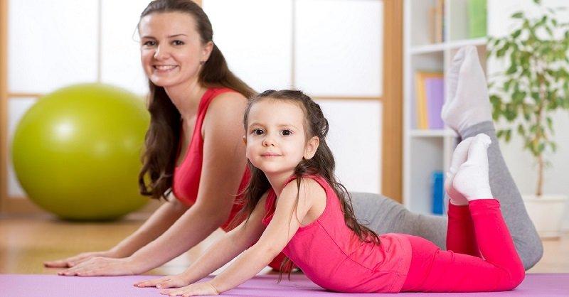 fyzickej aktivity pre dieťa