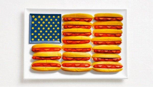 флаг Америки