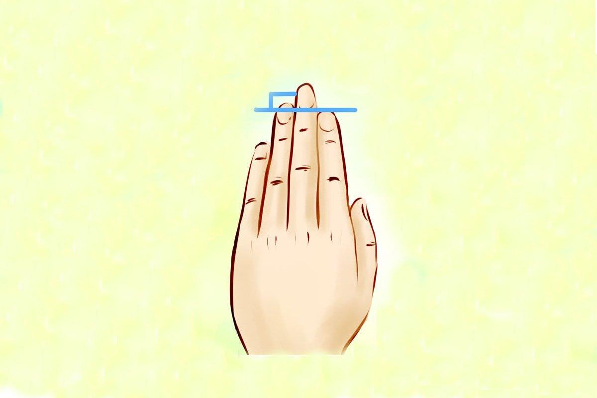 Что говорит о тебе форма ладони и длина пальцев рук Вдохновение,Личность,Пальцы,Тесты,Характер