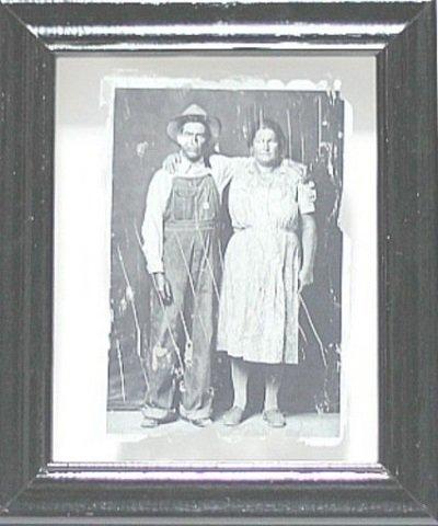 рамка для старой фотографии