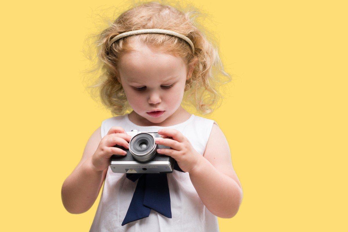 Фото со вспышкой: рекомендации детского офтальмолога
