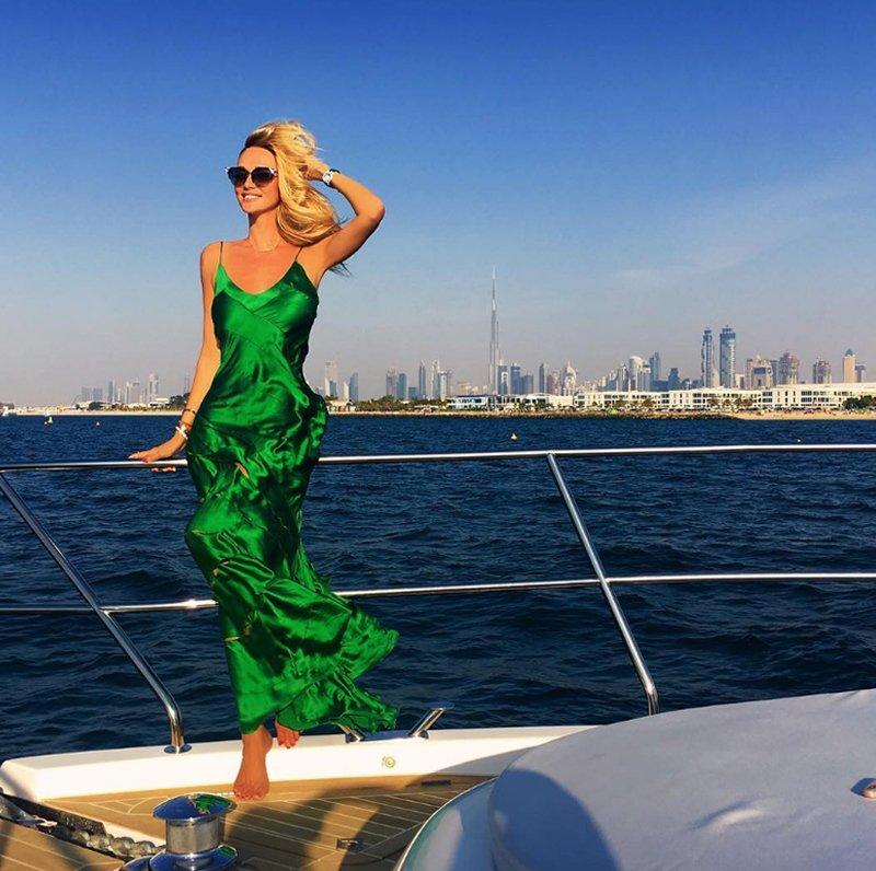 фотография на фоне яхты
