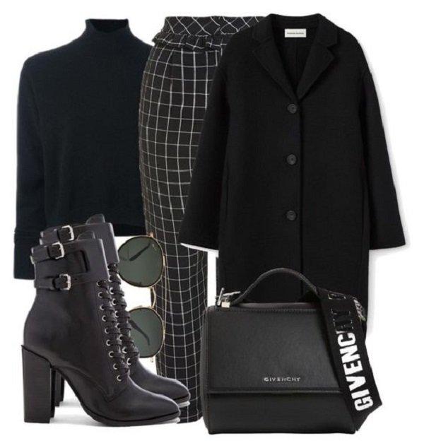 французский уличный стиль в одежде