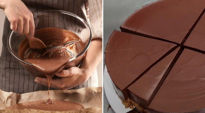 французский торт