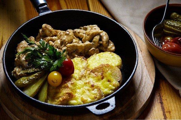 Что приготовить на вечер быстро и вкусно из картошки