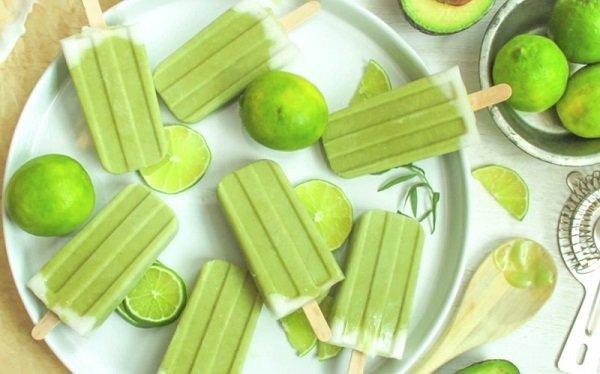 Рецепты фруктовых льдов в домашних условиях