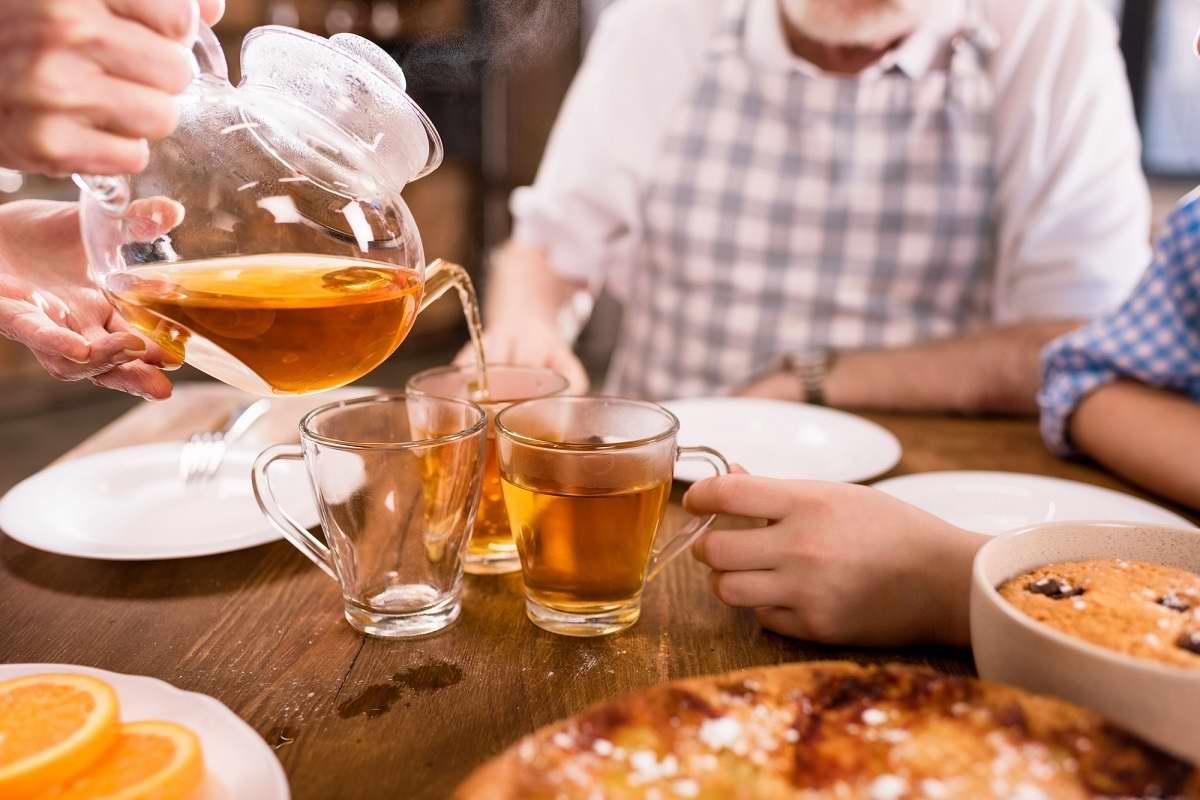 Причина, по которой итальянцы не пьют чай и удивляются, если чай пьют друзья