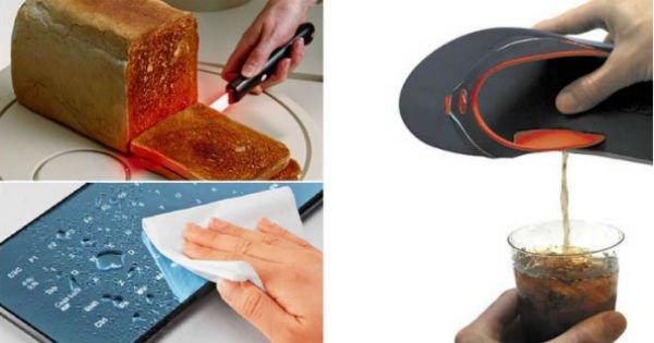 22 чертовски полезных изобретения, которые наверняка пригодятся в быту любому. Невероятные идеи!