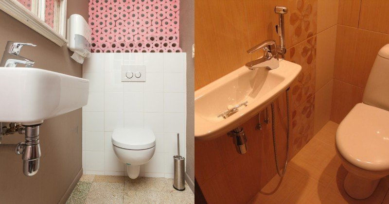 гигиенический душ в туалете как пользоваться