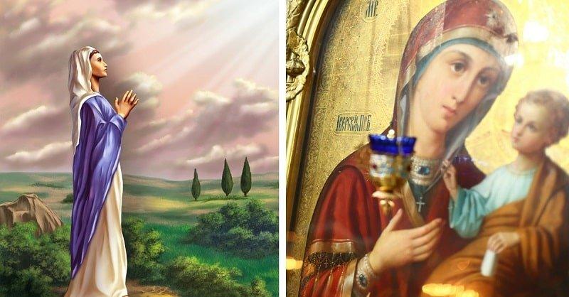 История создания гимна Богородице «Радуйся, невесто неневестная»